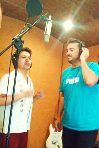 CHOCHI DURÉ y SERGIO NÚÑEZ Coros