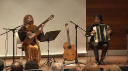 Concierto de Sensi Falan y Chochi Dure