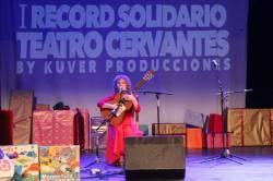 I Record Solidario de Kuver Producciones