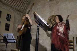 Lorca en Los Aljibes, Mar Verdejo y Sensi Falán 3