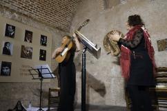 Lorca en Los Aljibes, Mar Verdejo y Sensi Falán 4