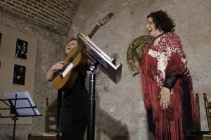 Lorca en Los Aljibes, Mar Verdejo y Sensi Falán 6