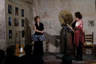 Lorca en Los Aljibes, Mar Verdejo y Sensi Falán 7
