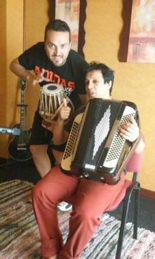 SERGIO NÚÑEZ y CHOCHI DURÉ